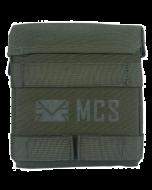 MCS Box Drive Magazine Helix/ DMAG , schwarz/olive/tan V1