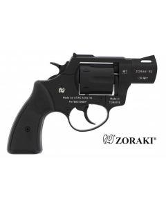 """Zoraki R2 Schreckschussrevolver 2"""" 9mm R.K. schwarz"""