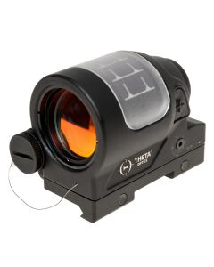 Theta Optics 1x38 Reflex Sight, Red Dot