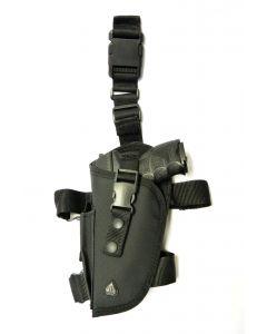 UTG Beinholster Universal (Schwarz) für Linkshänder