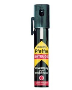 Pfefferspray contra dog 40ml (GP 100ml = 24€,75)