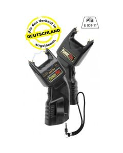 Elektroschocker Power Max 500.000 V mit Sicherheitsleine und PTB Prüfzeichen