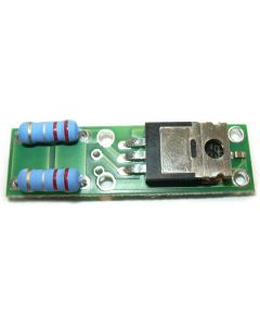 JeffTron Mosfet unit with active brake