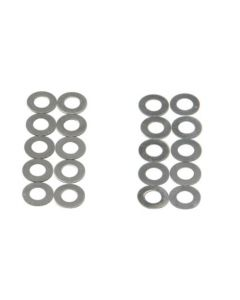Shim set, 20tlg. (10x 0,15mm, 10x. 0,3mm)