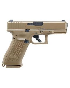 Glock 19X CO2, Blowback, cal.4,5mm BB, FDE
