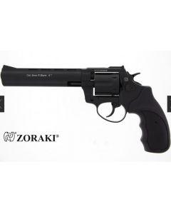 Zoraki R1 Schreckschussrevolver 6'' 9mm R.K. schwarz