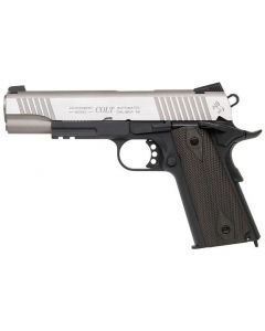 Colt 1911 Railgun 6mm BB Co2 Bicolor
