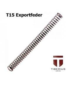 FS/Tiberius T15 Striker Spring / T15 Exportfeder AR12D501
