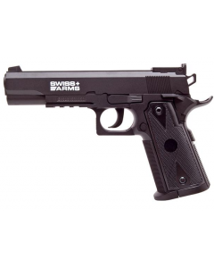 Swiss Arms P1911 Match CO2 NBB cal. 4,5mm