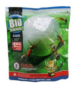 G&G Bio 0.28g 1kg Pack (ca. 3570 Stk.)