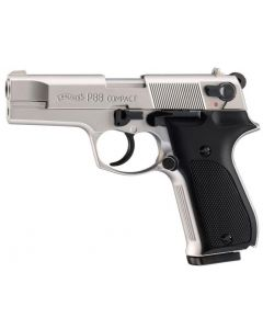 Walther P88 Compact 9mm PAK, nickel