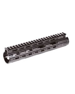 UTG Pro Modell 4/ AR Mid Length Superslim Free Float Handguard 9""