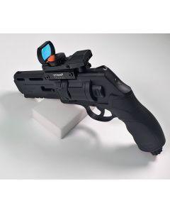 UMAREX T4E HDR 50 CO2 PAINTBALL REVOLVER .50 Set  Kugel und Rotpunkt