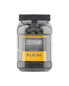 T4E Polyballs Practice PLB 68 (Cal.68) 50 /100 /250 /500 Stk.