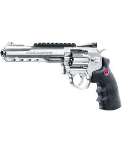 "Ruger SuperHawk 6"" chrom, Airsoft, CO-2, ~3Joule"