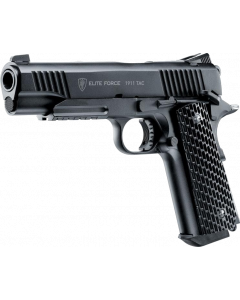 Elite Force 1911 TAC 6mm BB Vollmetall CO2 Airsoft-Pistole mit Blowback