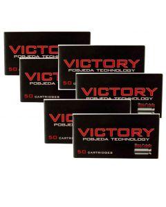 300 Schuss Victory Platzpatronen cal. 9mm PAK, NurLadenverkauf-Kein Versand