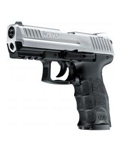 Heckler & Koch P30, steel-finish, 9mm P.A.K