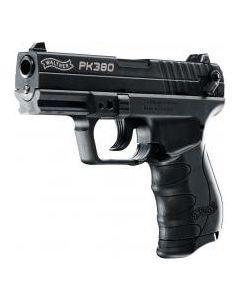 Walther PK380 9mm PAK, black