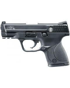Smith & Wesson M&P9c Schreckschusspistole 9mm P.A.K., schwarz