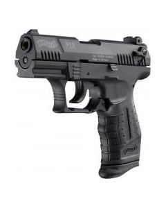 Walther P22 9mm P.A.K, Schwarz