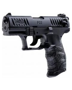 Walther P22 Q, 9mm PAK, black