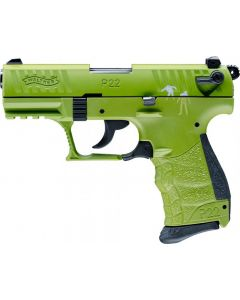 Walther P22Q Zombster cal. 9mm PAK