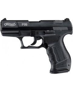 Walther P99 -SET mit 100 Platzpatronen Messinghülse, 9mm P.A.K, Abholung/ kein Versand