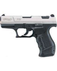Walther P99 Schreckschusspistole 9mm P.A.K., bicolor
