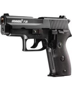 Hämmerli P26 9mm PAK, black