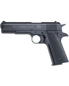 Colt Government 1911 A1, 9mm PAK,black