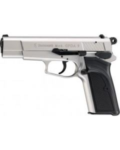 Browning GPDA 9 Schreckschusspistole, 9mm P.A.K. vernickelt