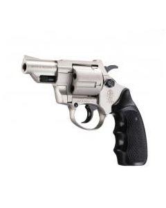 Smith & Wesson Combat, 9mm, vernickelt