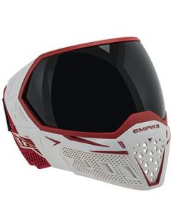 Empire EVS Goggle White/Red Thermal
