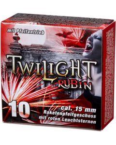 Umarex Twilight Rubin, cal. 15mm, 10er, Nur Ladenverkauf-Kein Versand