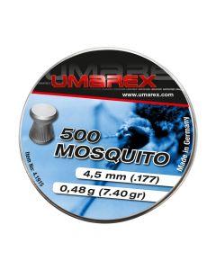 Umarex Mosquito 4,5mm Flachkopf-Diabolo, 500
