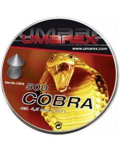 Umarex Cobra cal. 4,5mm Spitzkopf Diabolo
