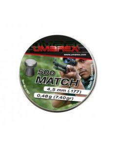 Umarex Match Diabolos 4,5mm