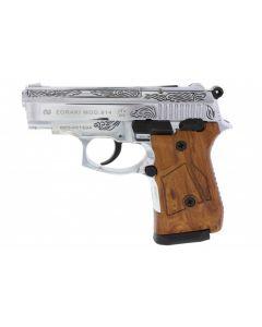 Zoraki 914 verchromt & graviert, cal. 9mm PAK