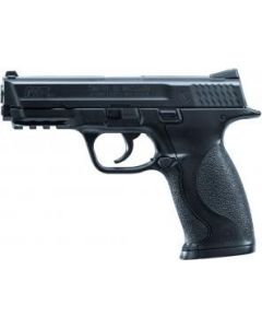 Smith & Wesson M&P 45, CO-2, cal. 4,5 Diabolo Set mit 3 Trommeln, Diabolos; 10er Co2 Kapseln