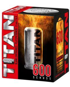 Perfecta Titan/ Victory Platzpatronen cal. 9mm P.A.K. - 600 Schuss  Abholung/ kein Versand