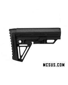 MCS Alpha Carbine Buttstock, black
