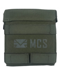 MCS Box Drive Magazine Helix/ DMAG , schwarz/olive/tan