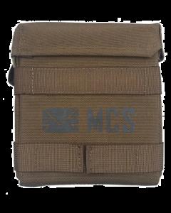 MCS Box Drive Magazine Helix / DMAG Tan V1