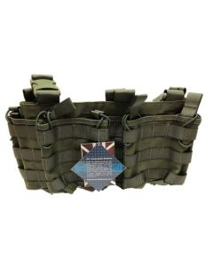 Front Line Operator Chest Rig (Weste), OD green