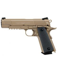 Colt M45 FDE CQBP cal. 4,5 mm (.177) BB Metall Blow Back