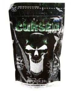 ASG Cursed BBs Superior 0,25g 4000 Stk. weiss