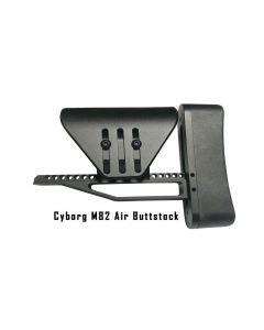 CYBORG M82 AIR BUTTSTOCK ohne Tank