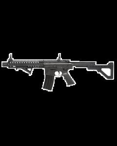 Crosman DPMS SRB CO2 Panther Arms 4,5mm BB Luftdruckgwehr mit Schalldämpfer