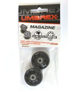 Umarex/ Walther Hämmerli 850 Trommelmagazin 4,5mm